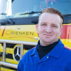 Ahmad Barmada - Mitarbeiter von Wienken Nutzfahrzeugservice in Brake, Nordenham und Varel