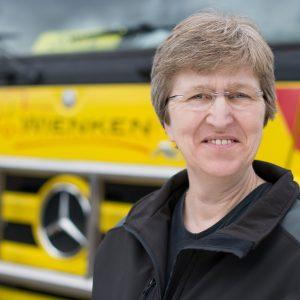 Anette Potschanteck - Mitarbeiterin von Wienken Nutzfahrzeugservice in Brake, Nordenham und Varel