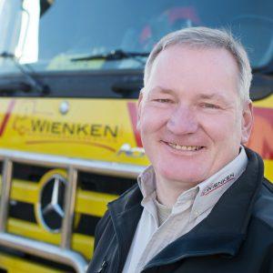 Christoph Krahl - Mitarbeiter von Wienken Nutzfahrzeugservice in Brake, Nordenham und Varel