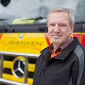 Dirk Haschen - Mitarbeiter von Wienken Nutzfahrzeugservice in Brake, Nordenham und Varel