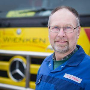 Hans-Jürgen Wache - Mitarbeiter von Wienken Nutzfahrzeugservice in Brake, Nordenham und Varel