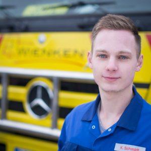 Kay Schmidt - Mitarbeiter von Wienken Nutzfahrzeugservice in Brake, Nordenham und Varel