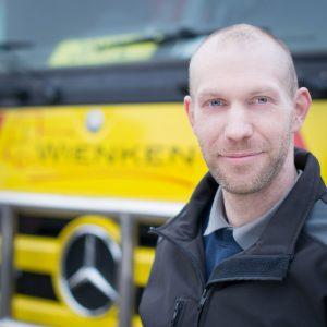 Maik Krüger-Bolte - Mitarbeiter von Wienken Nutzfahrzeugservice in Brake, Nordenham und Varel