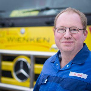 Marcel Claus - Mitarbeiter von Wienken Nutzfahrzeugservice in Brake, Nordenham und Varel