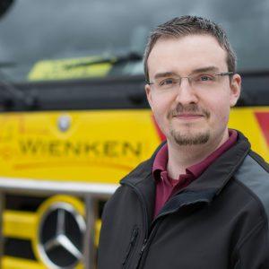 Martin Wenzel - Mitarbeiter von Wienken Nutzfahrzeugservice in Brake, Nordenham und Varel