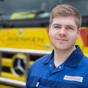 Phillipp Stulle - Mitarbeiter von Wienken Nutzfahrzeugservice in Brake, Nordenham und Varel
