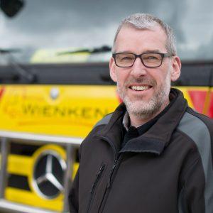 Ralf Stolzenberger - Mitarbeiter von Wienken Nutzfahrzeugservice in Brake, Nordenham und Varel