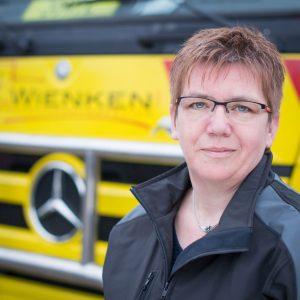 Sabine Köhlken - Mitarbeiter von Wienken Nutzfahrzeugservice in Brake, Nordenham und Varel