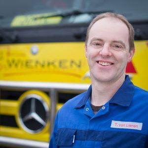 Tobias von-Lienen - Mitarbeiter von Wienken Nutzfahrzeugservice in Brake, Nordenham und Varel