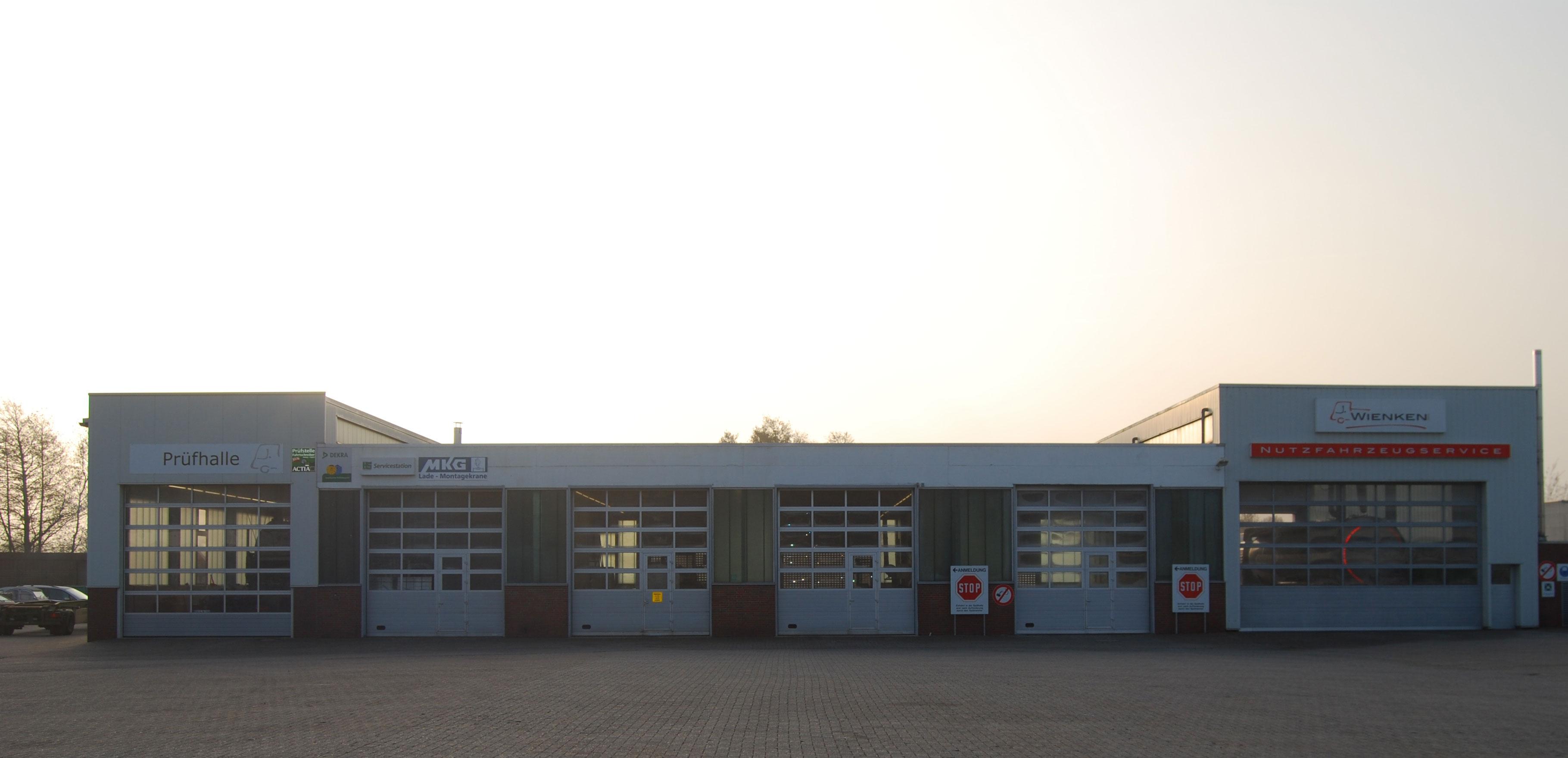 Wienken Nutzfahrzeugservice in Varel