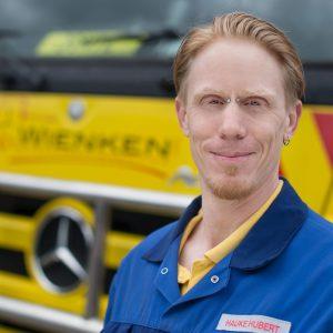 Hauke Hubert - Mitarbeiter von Wienken Nutzfahrzeugservice in Brake, Nordenham und Varel