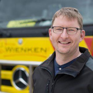 Jürgen Wienken - Geschäftsführer von Wienken Nutzfahrzeugservice in Brake, Nordenham und Varel