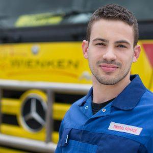 Pascal Schade - Mitarbeiter von Wienken Nutzfahrzeugservice in Brake, Nordenham und Varel